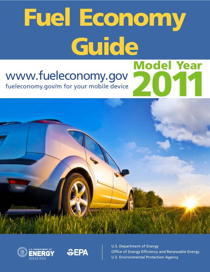 Fuel Economy Guide 2011