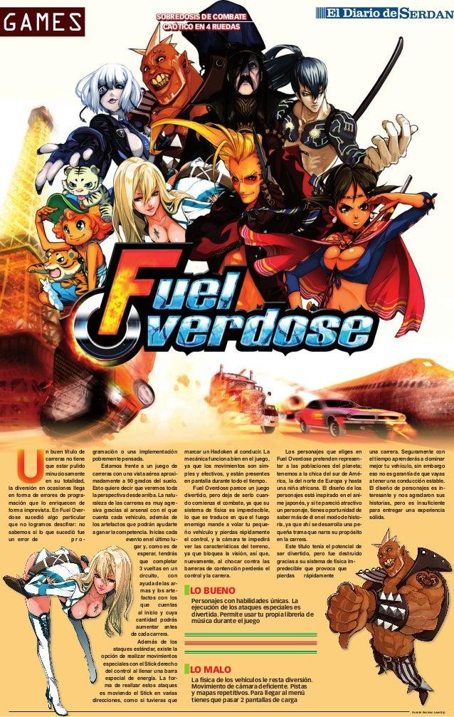 Fuel Overdose cover