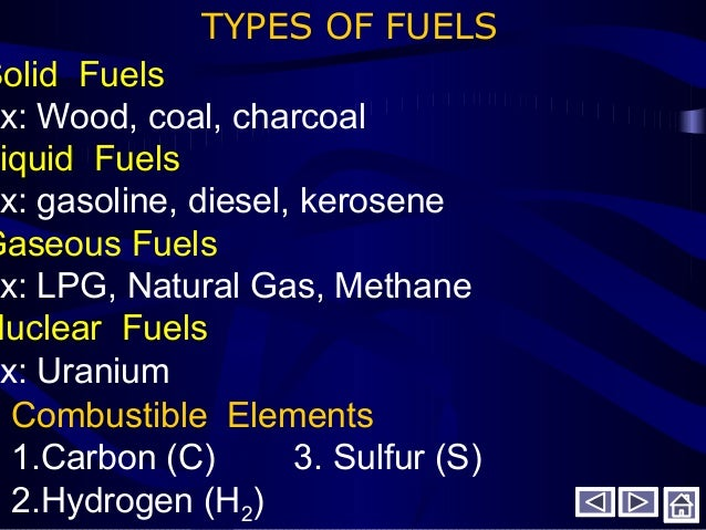 Fuels and combustion(2013)