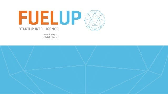 Fuelup - Start-Up Intelligence