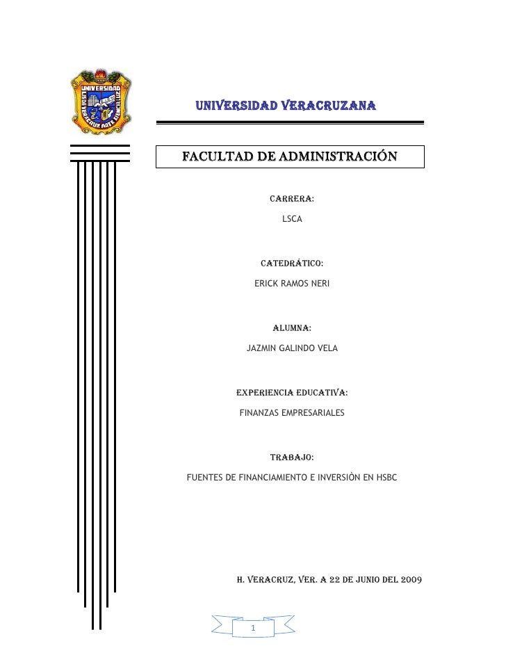 Universidad Veracruzana   FACULTAD DE ADMINISTRACIÓN                     CARRERA:                       LSCA              ...