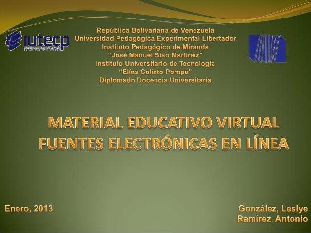 Fichaje de Fuentes Electronicas En Linea