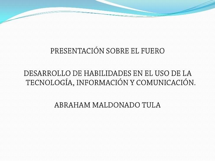 SOBERANO VS. CONSTITUCIÓN