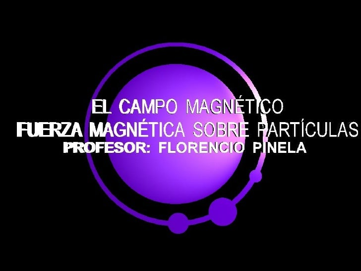 PRE-VUELO  En una región del espacio existen simultáneamente un  campo eléctrico y otro magnético. Si en un punto de esa  ...