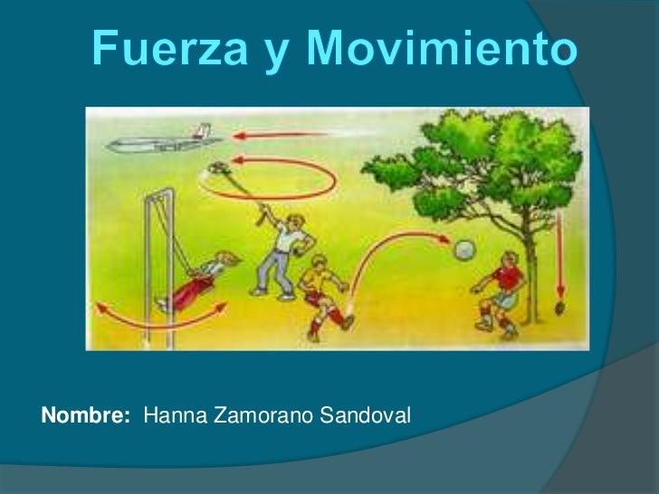 Nombre: Hanna Zamorano Sandoval