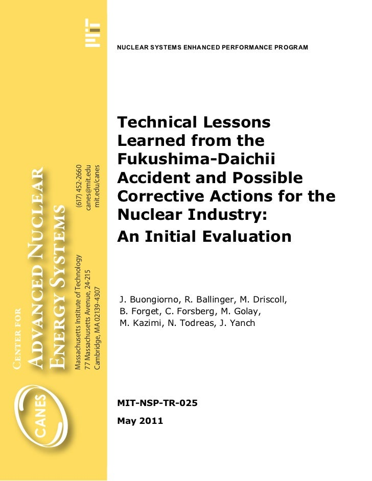 NUCLEAR SYSTEMS ENHANCED PERFORMANCE PROGRAM                                                           Technical Lessons  ...