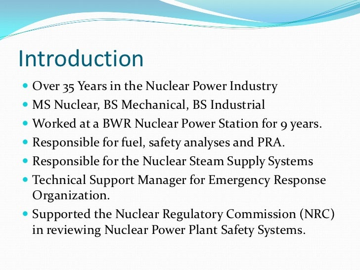 nuclear power essay titles