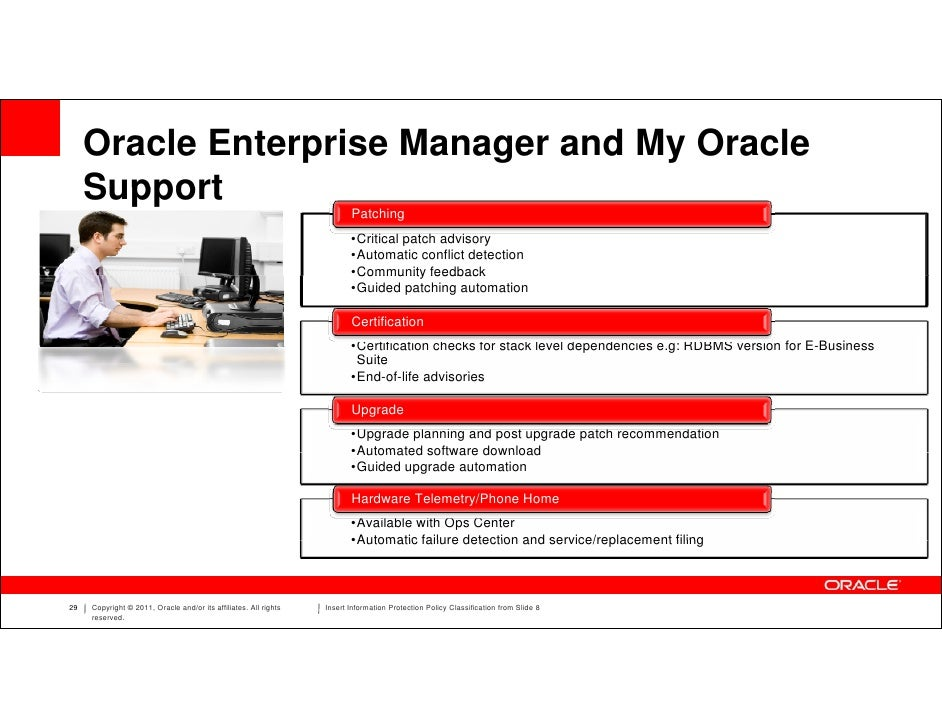 oracle enterprise manager patch