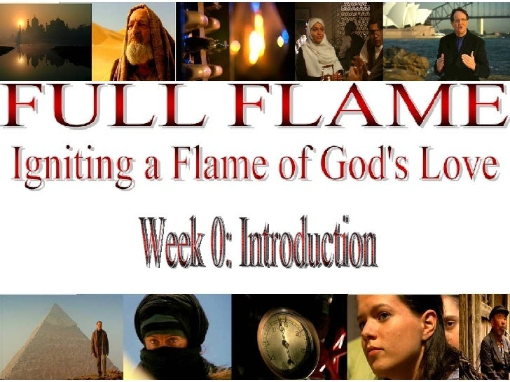 Full Flame Introduction