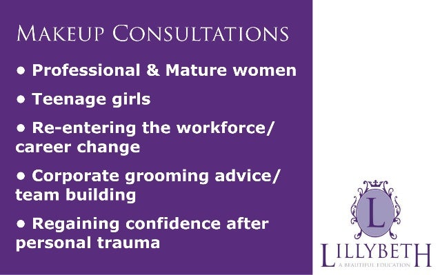 Makeup Consultations & Professional Makeup: A Beautiful Education