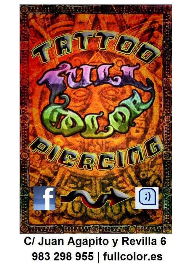Full Color Tattoo tatuajes y piercing en Valladolid