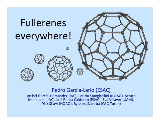 Fullerenes everywhere