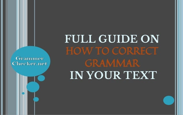 Instantly Proofread Your Texts And Correct Grammar & Punctuation Now!