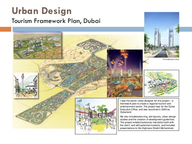 Urban design phd thesis