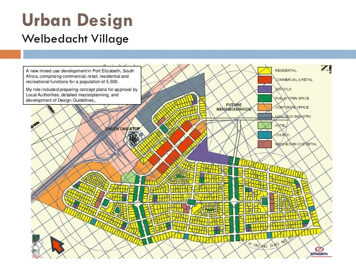 Urban Planning Concepts Concept Plans For Approval