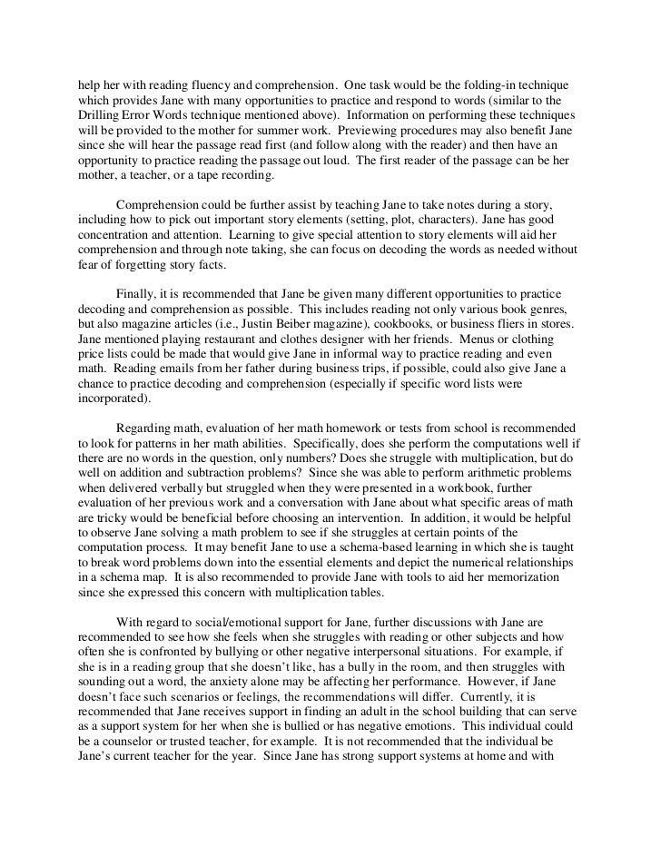 psychological evaluation essay T or t ure volume 17, number 2, 2007 79 psychological evaluation of asylum seekers as a therapeutic process david gangsei, phd, ana c deutsch, ma, mft.