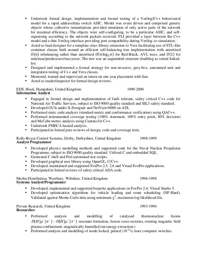 fpga design engineer sample resume retailers generated gq