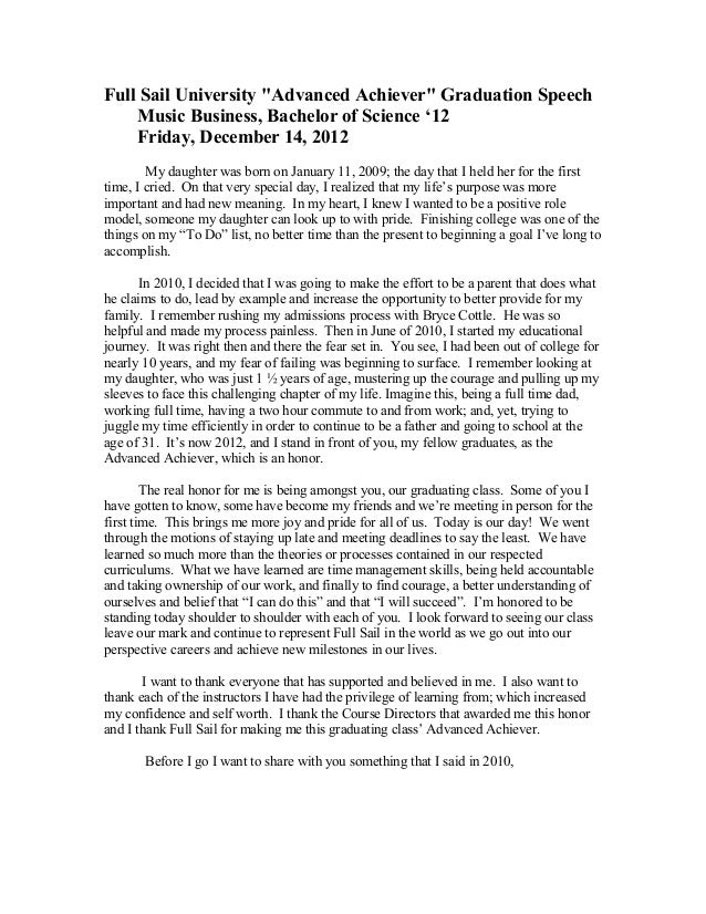 Valedictorian Speech Example Elementary Persuasive Essay – Valedictorian Speech Examples