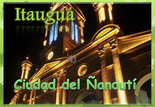 """El Festival Nacional del Ñanduti, considerado  """"Patrimonio Nacional de la Artesanía y del  Folclore"""" es un evento artístic..."""
