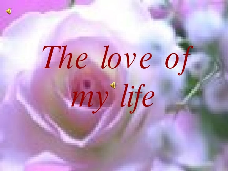 to the love of my life pdf