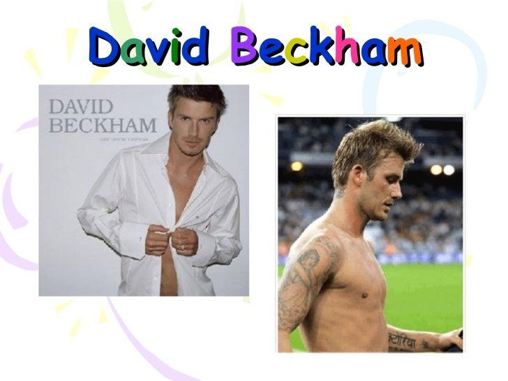 Fun Facts About David Beckham