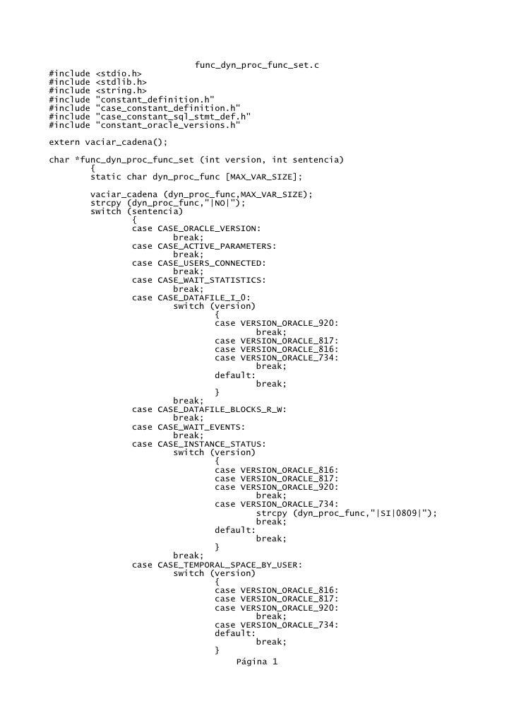 Func dyn proc_func_set.c