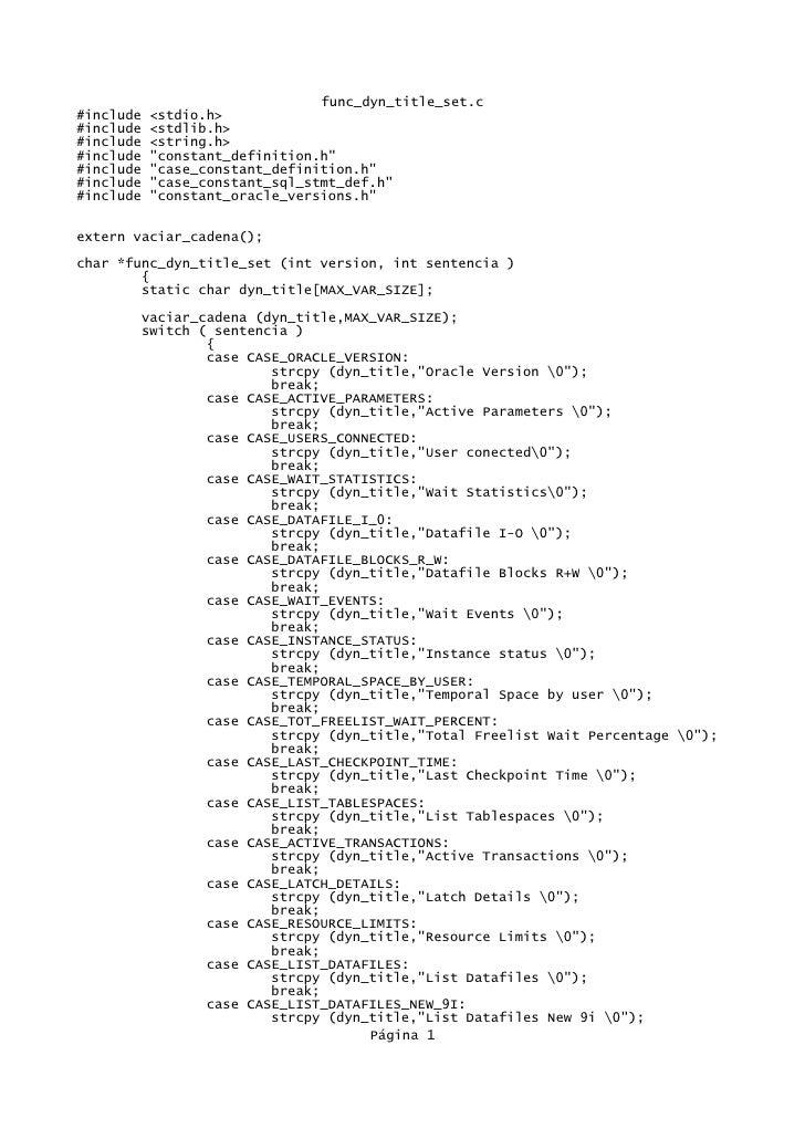 Func dyn title_set.c