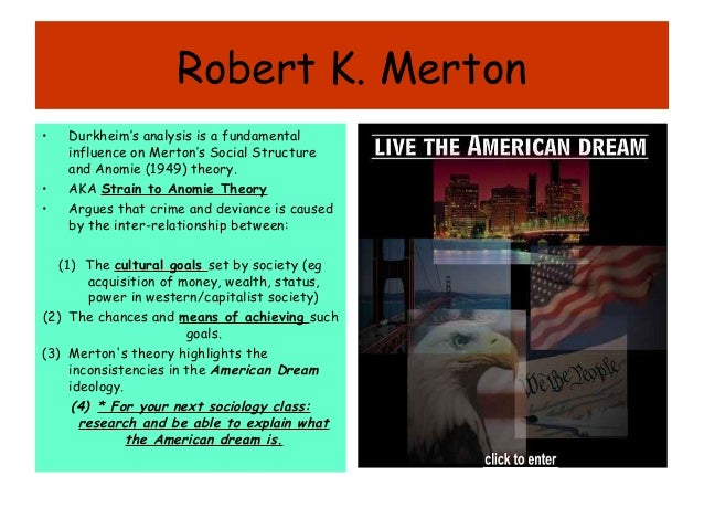 with refernce to robert merton strain Buy social theory and social structure 1968 enlarged ed by robert k merton (isbn: 9780029211304) from amazon's book store everyday low prices and free delivery on eligible orders.