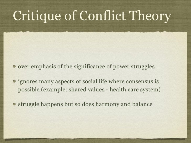 "consensual and conflict model of the Order and conflict models ""the liberal is inclined to believe that it is the occasion that makes the thief, while the conservative is likely to hold that the thief is likely to make the occasion the individual and society can, therefore, according to the liberal, be purposively improved through education and social reform."