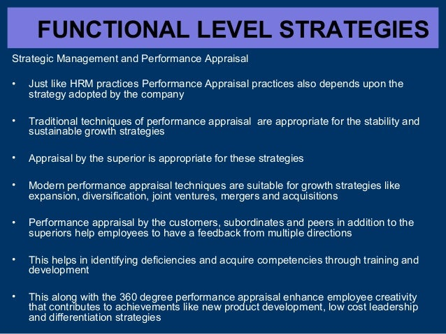 functional level strategy of nestle F&c functional competency framework on a good understanding of the level of financial mid to long term overall business & functional f&c strategy.