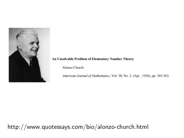 church turing thesis 1936