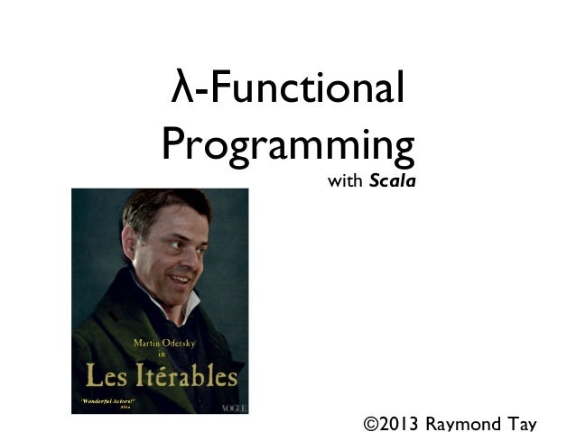 Functional programming with_scala