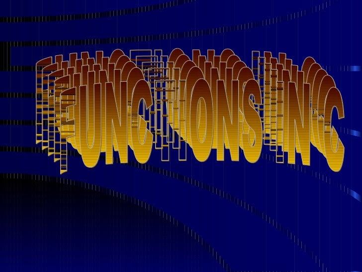 FUNCTIONS IN C FUNCTIONS IN C FUNCTIONS IN C FUNCTIONS IN C FUNCTIONS IN C