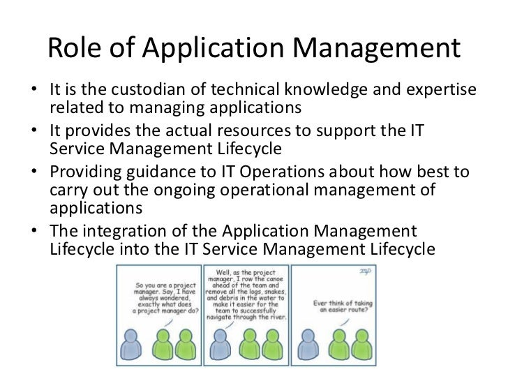 IT Operations Management Function in ITIL