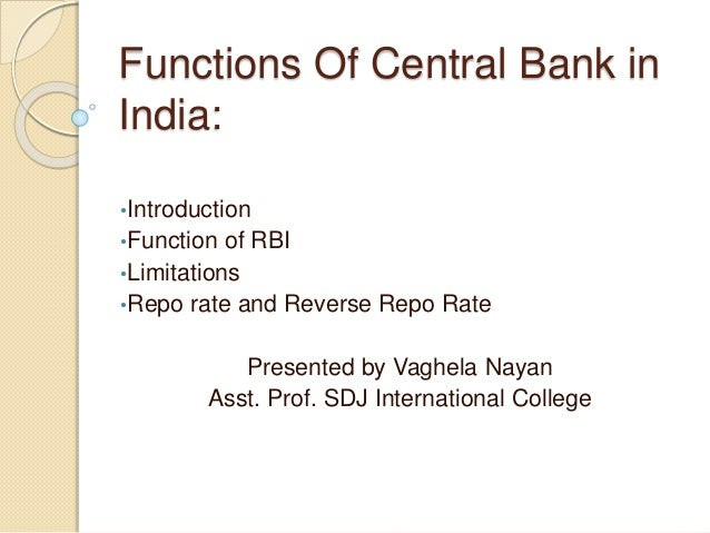 rbi functions in india Reserve bank of india: functions and working ž¸¸£ ú¡¸ ¹£ ö¸¨¸ä ¤¸ÿˆ reserve bank of india wwwrbiorgin.