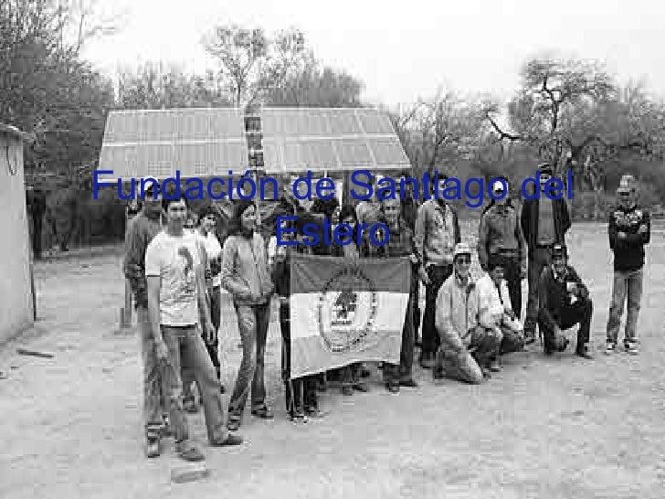 Fundación de Santiago del Estero
