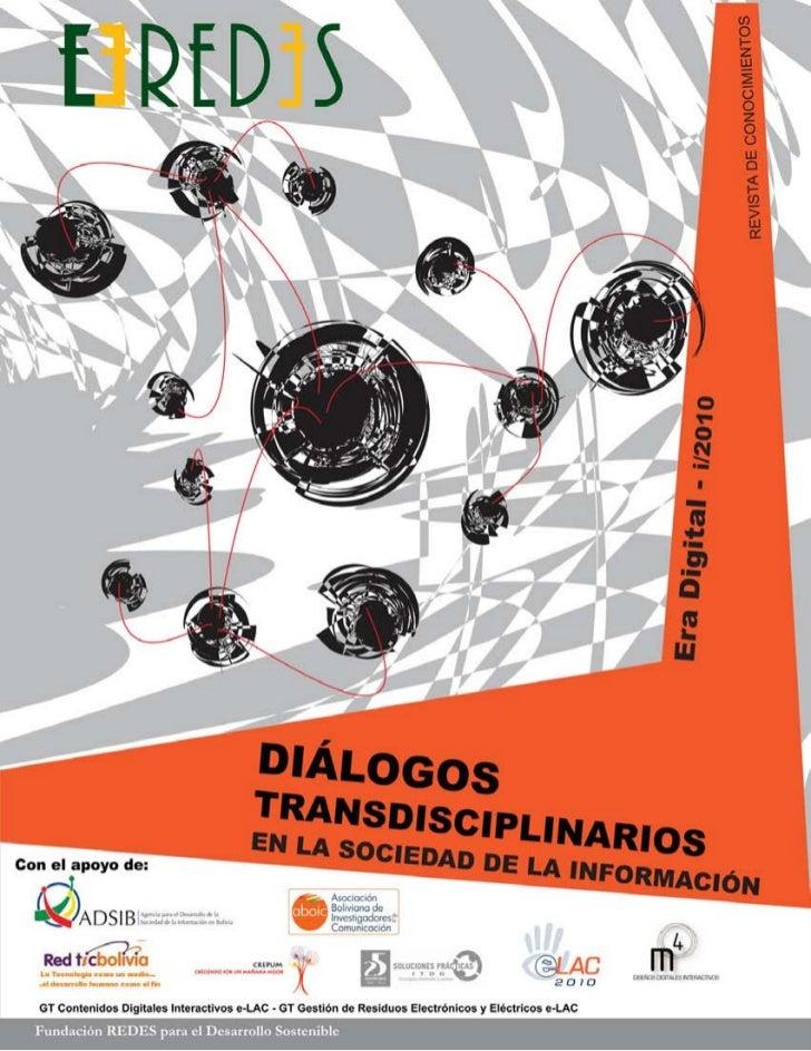 era digital era digitalera digital digital          era     EDITOR         Fundación REDES para el Desarrollo Sostenible  ...