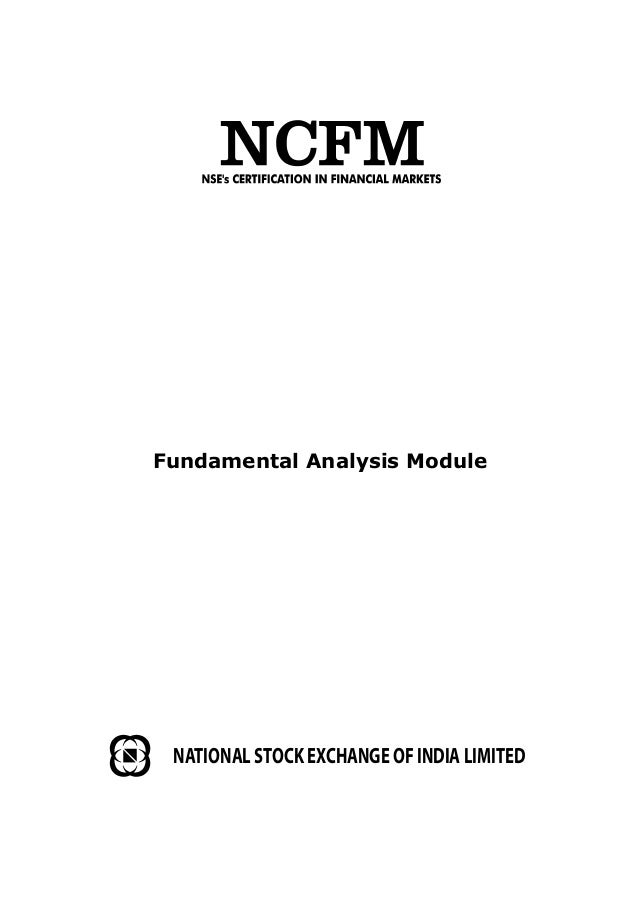 fundamental analysis of banking sector Fundamental analysis, like technical analysis, attempts to predict which stocks are valuable and which are not according to its proponents, fundamental analysis offers a fuller picture of the possible movements of both the stock market and individual stocks.