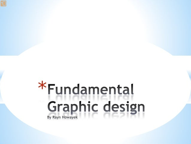 Fundamental graphic design by rayn howayek