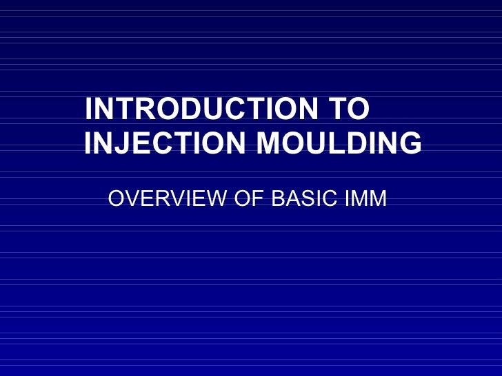 Fundamental Of Imm