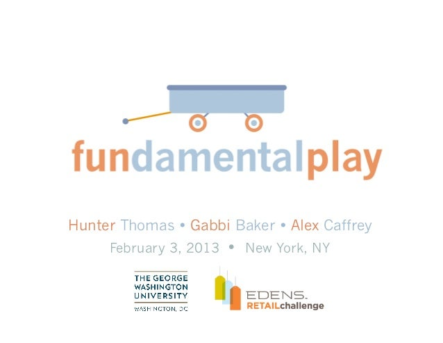 Hunter Thomas  Gabbi Baker  Alex Caffrey     February 3, 2013  New York, NY