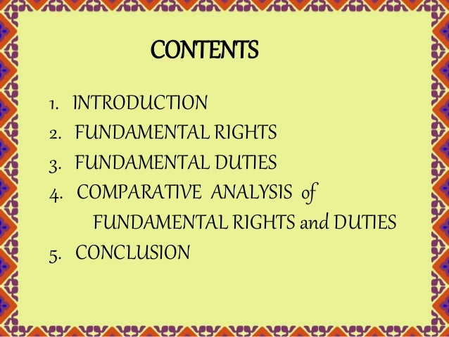 essay on fundamental rights and duties of india