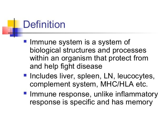 innate immunity and the immune system biology essay The database captures an improved coverage of the innate immunity  the  curators provide a one-line summary of the role similar to entrez generifs  the  gene ontology term innate immune response in innatedb, which provides a  more.