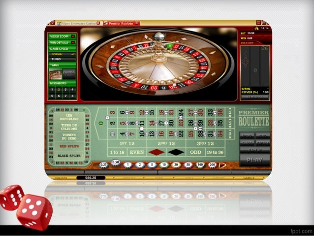 Online casino software and gaming platforms