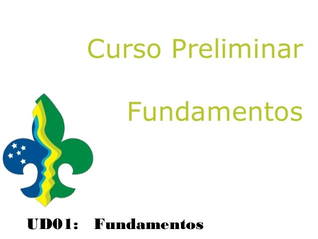 Fundamentos ESCOTISMO