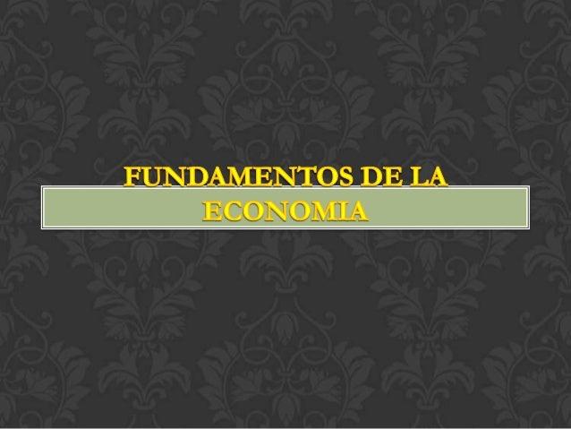 La economía estudia la forma en la que los individuos y la sociedad efectúan las elecciones y decisiones para que los recu...