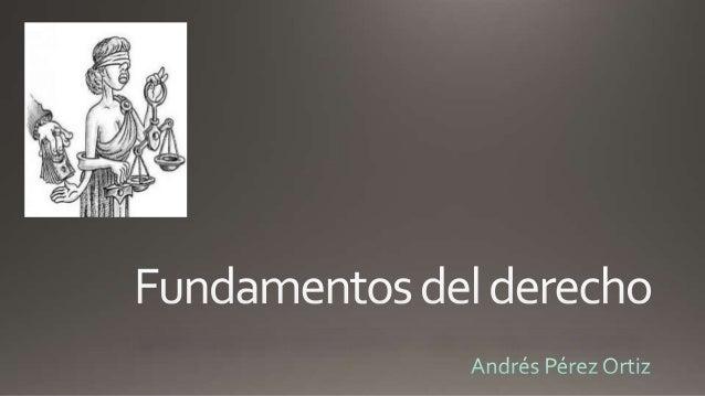 Derecho Importancia Tipos de derecho conclusiones
