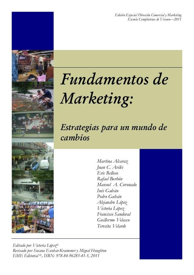 Edición Especial Dirección Comercial y Marketing                                                                  Escuela ...