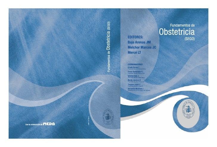 Fundamentos de                                              Obstetricia                                                   ...