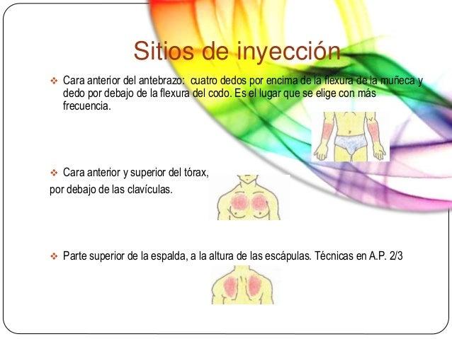 inyecciones subcutaneas de esteroides